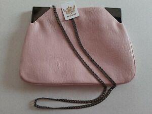 Koko Blush Pink Multiway Handbag  BEAUTIFUL COLOUR Detachable Chain