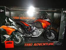 Automaxx KTM 1190 Adventure 2014 Orange 1/12