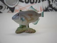 Yujin Saltwater fish ⅡBlack scraper Filefish UmazuraHagi 29-1-14 Gashapon