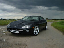 Jaguar XK8 4.2 AUTOMATIC 2003 MIDNIGHT BLACK with IVORY LEATHER