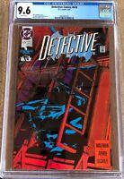 Detective Comics #628 D.C.1991 Batman CGC 9.6