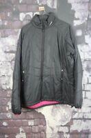 Berghaus Black Jacket size Uk 16 No.R819 29/1