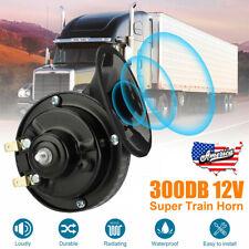 300db Super Loud Horn For Trucks Suv Car Boat Motorcycles 12v Vehicle Universal