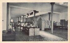 CUBA 1920's Labeling Department at Partagas Cigar Factory at Havana, TOBACCO