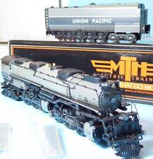 MTH 80-3200-1 locomotiva Challenger ep.2/3 proto-Sound 3.0 + proto-SMOKE, traccia h0