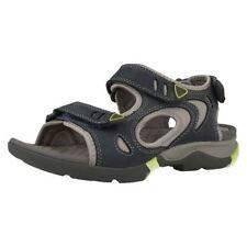 Clarks Denim Upper Sandals & Beach Shoes for Women