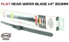 "Seat Alhambra 2010-2016 quality rear flat wiper blade 14"" 350mm"