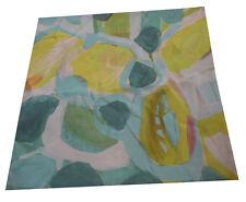 """West Elm Silk Impasto Floral Pillow Cover- 18"""" x 18"""""""