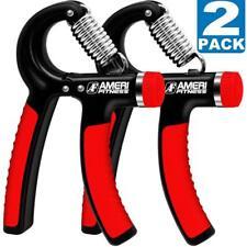 Fitness Hand Grips, Strengthener Adjustable Resistance Finger Strength Exerciser