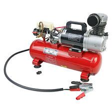 12V 450W Air Compressor 8L Receiver Tank 120L/min Oil Tank Off Road 4x4 4WD Car