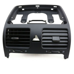 Front Dashboard A/C Outlet Air Vent Heater Vent for VW Jetta Golf GTI MK5 Rabbit