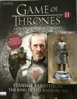 Game Of Thrones GOT Official Collectors Models #11 Stannis Baratheon Figurine
