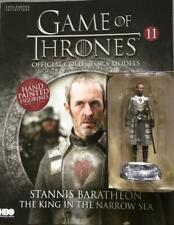 Game Of Thrones GOT Official Collectors Models #11 Stannis Baratheon Figurine