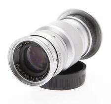 Leica M 90mm F/4 Elmar Lens