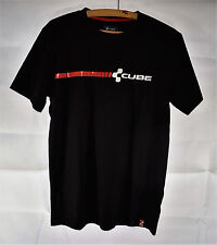 CUBE After Race Series  T-Shirt Gr. M men  Shirt #2 schwarz