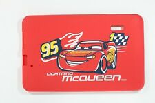 Tablet case red lightning mcqueen