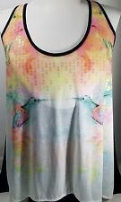 Decree Women's Hummingbird TankTop/Cami -  Rare - New With Tag - FREE SHIPPING!