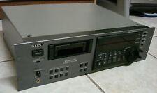 SONY PCM-R500 Digital Audio Tape DAT Player Recorder Deck 4-Motor DD SBM 0721 DH