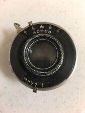 Vintage Wollensak Camera Shutter Lens ACTUS