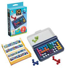 IQ Fit Smart Games, Lernspiel, Logik Spiel für Kinder, Reisespiel, Geschenk