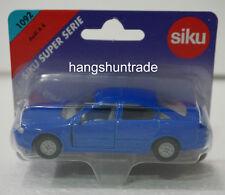 Siku Super 1092 Blue Audi A6 Executive Car Vehicle Model