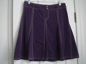 ATHLETA purple SKORT size 10