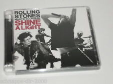 Rolling STONES Martin Scorsese Shine a Light 2 CD 'S con Shattered-Some Girls...