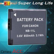 NB-11L Battery Pack for Canon IXUS 275 HS 165 HS 170 160 PowerShot SX410 HS UK