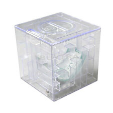 Best 3D Puzzle Game Money Maze Bank Saving Coin Collectibles Box Kids Gift MWUK