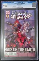 Amazing Spider-Man #685 Marvel Comics CGC 9.8 White Pages