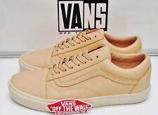 e24937ca57a8d9 Vans Old Skool DX Veggie Tan Leather Tan VN-0A32GJLUI Men s Size  12