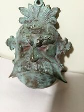 China bronze man  Mask  for collection No 1