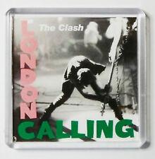The Clash London Calling Fridge Magnet