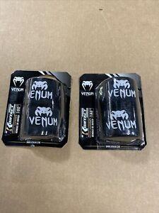 Venum Kontact 4m Elastic Cotton Protective Boxing Handwraps LOT OF 2