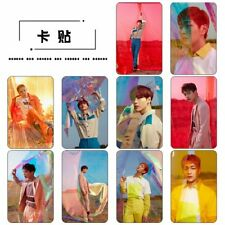 Kpop SHINEE The Story of Light Photo Card Sticker HD Sticky Photocards Poster