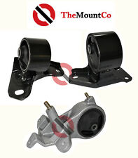 MANUAL Engine Mount Set To Suit Daihatsu Cuore, Move, Sirion 97-05  847cc 1.0L