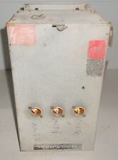 Phase Indicator General Electric Cat #75C142442G837 Amp 30 Phase 3 30280NAD