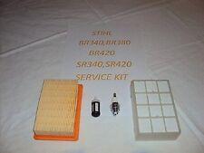 STIHL BACK PACK BLOWER SERVICE KIT FITS BR340 , BR380 , BR420 , SR340 , SR420