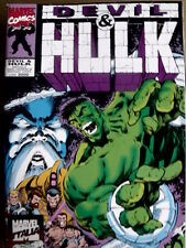Devil & Hulk n°2 1994 ed. Marvel Italia [G.174]