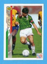 UPPER DECK-WORLD CUP USA 94 -Figurina n.247- MIGUEL ESPANA - MESSICO -NEW