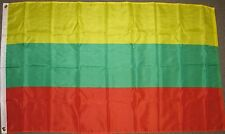 NEW 3X5 LITHUANIA FLAG 3'X5' LITHUANIAN FLAGS NEW F673