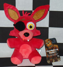 NWT FNAF Five Nights at Freddy's FOXY PIRATE New Plush Funko OFFICIAL Licensed