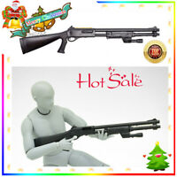 "1/6 Scale Plastic M1 Super 90 Semi-Automatic Shotgun Weapon Model for 12"" Figure"