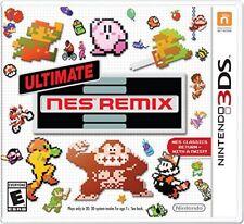 Ultimate NES Remix [Nintendo 3DS, Mario, Donkey Kong, Kirby, Link, Zelda] NEW