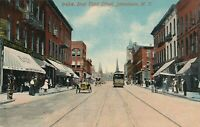 JAMESTOWN NY – East Third Street