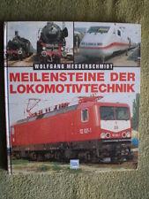 Meilensteine der Lokomotivtechnik - Tender Lokomotiven E-Lok Diesellok Borsig