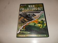 PC  War Collector's Set