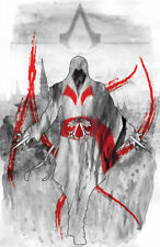 Assassin's Creed Desmond Miles Gamer Art 11 x 17 High Quality Poster