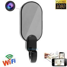WiFi 1080P HD Clothes Hook Spy Camera Hidden Nanny Cam Motion Detection DVR 90°