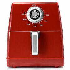 Paula Deen 1700W 8.5 qt Ceramic Nonstick XXL Air Fryer - Red